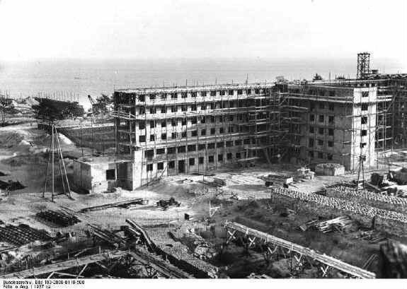 Prora-germany-rugen-during-construction