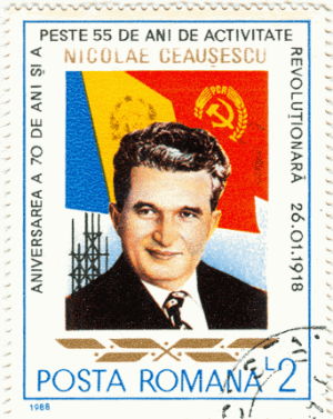 TimbruNicolaeCeausescu