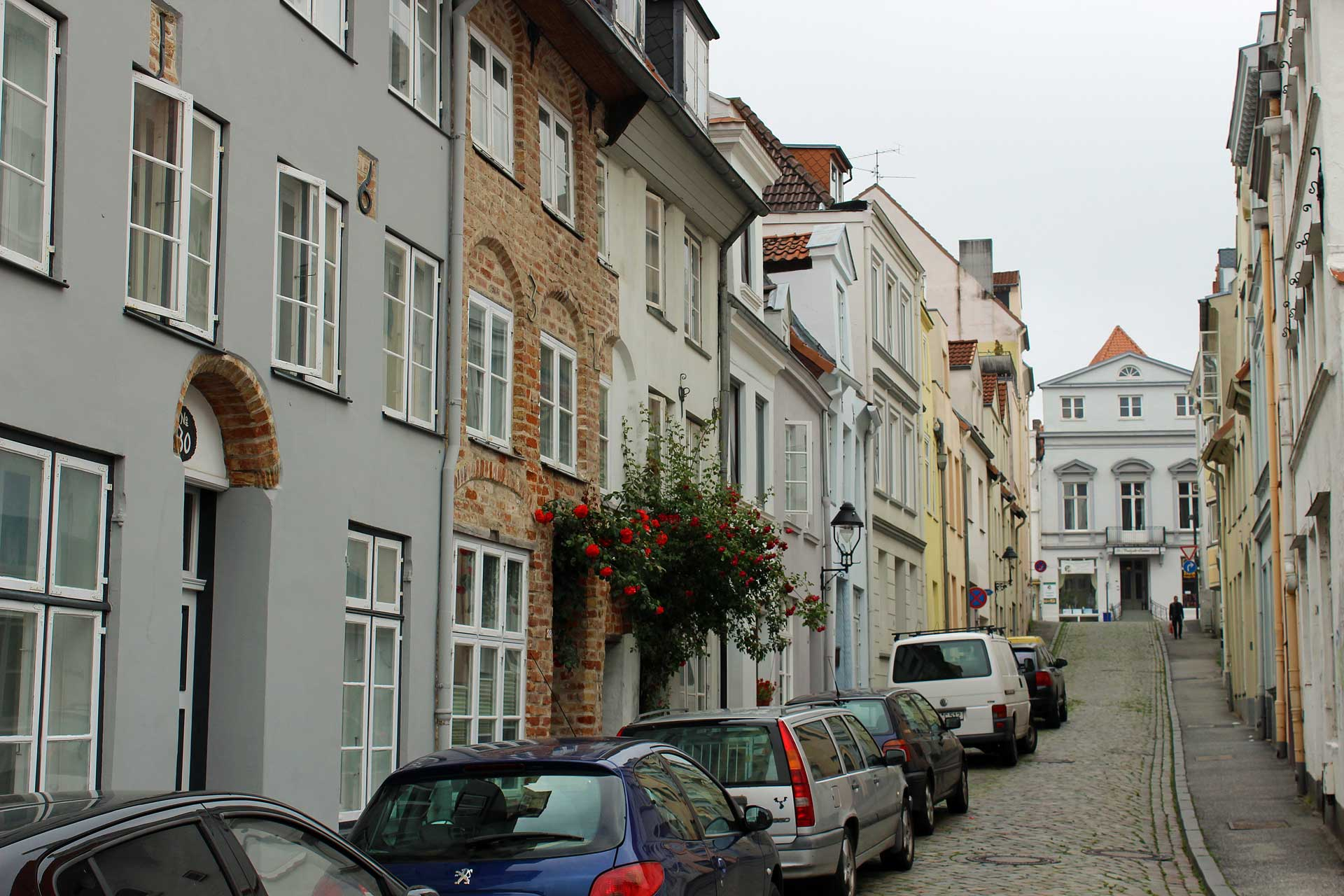 L beck coastal town in northern germany from the for Mobel lubeck